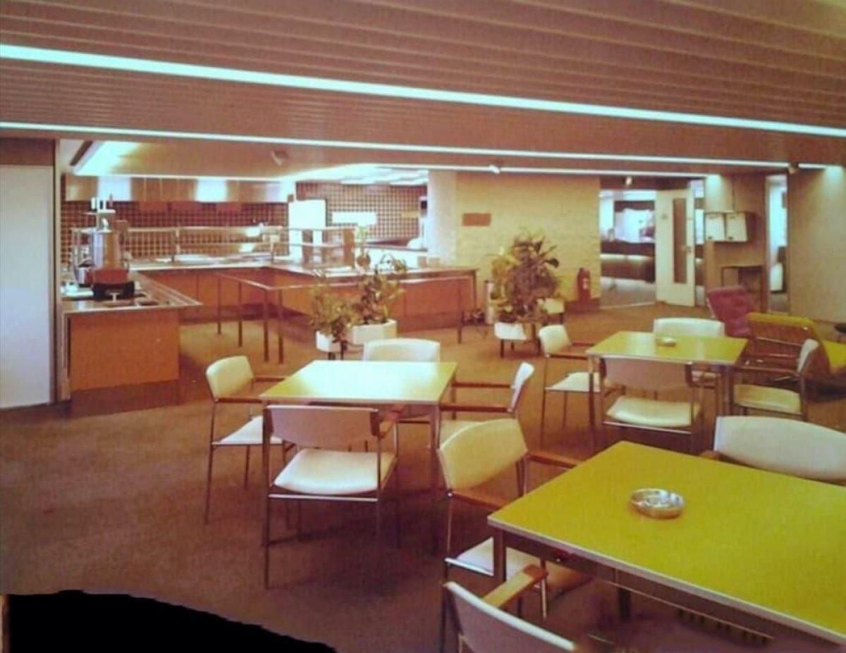 1970 of later Ter meulen kantine hans van reijnst