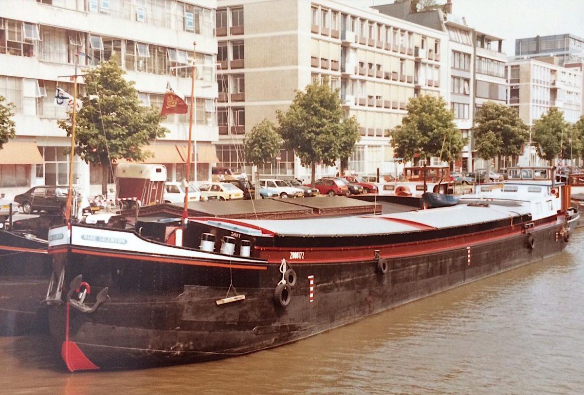 De Groot Mare Silentum Scheepmakershaven ong 1980