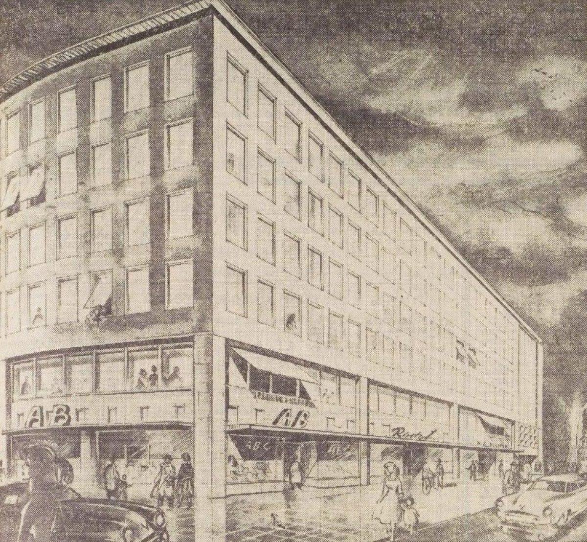 D4 schieblock HVV 6 12 1956