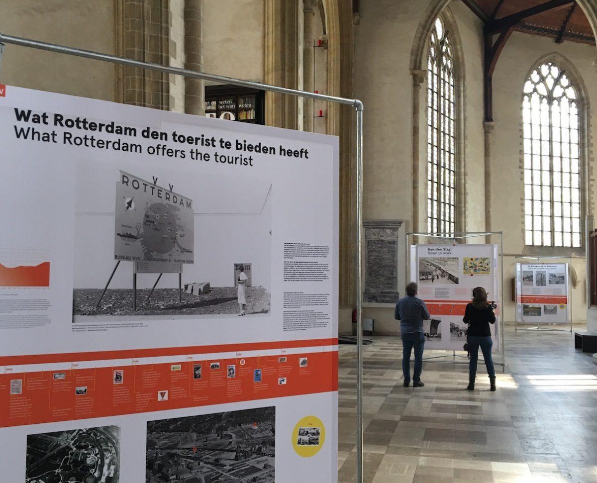 Rotterdam een attractie Laurenskerk2