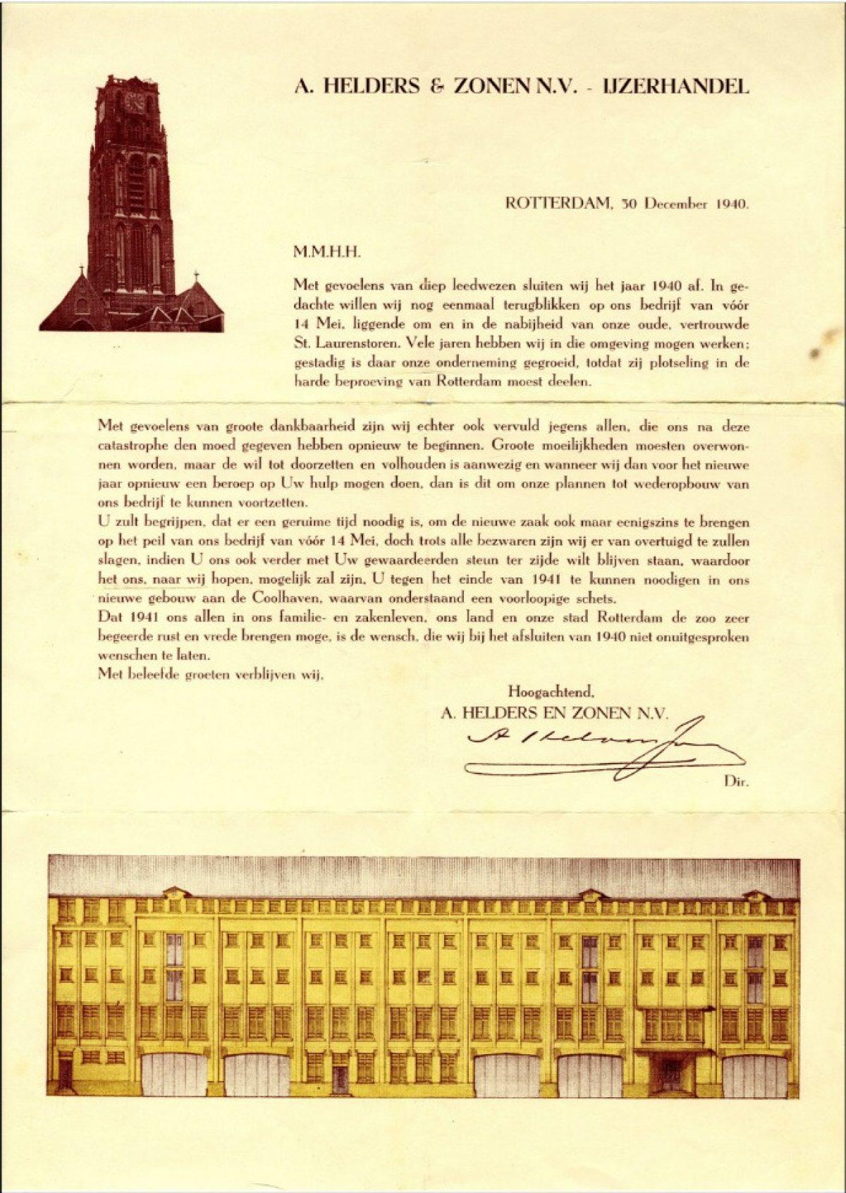 A helders 1940
