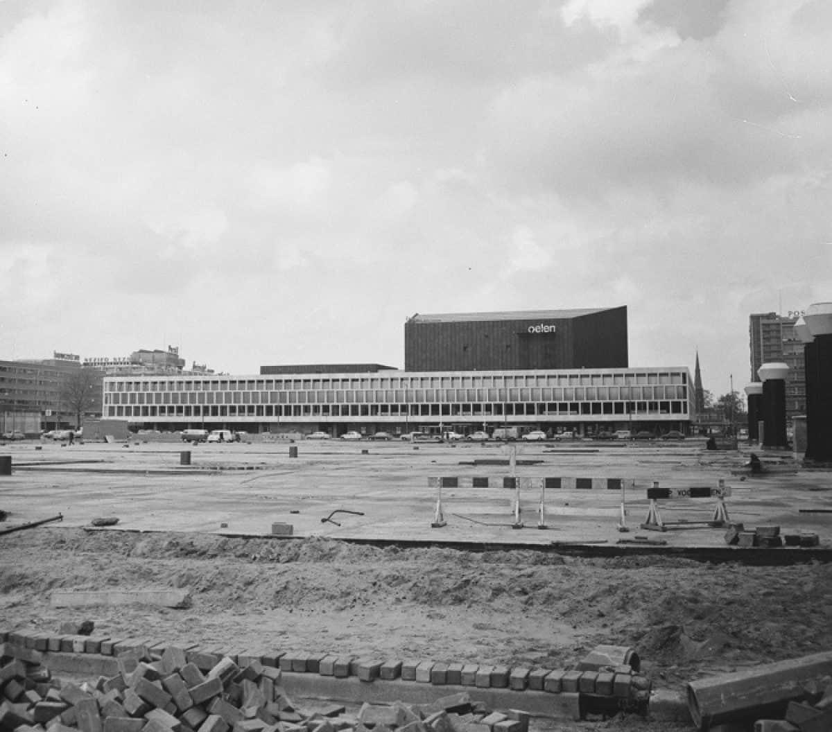 Nationaalarchief Dedoelen Schouwburgplein