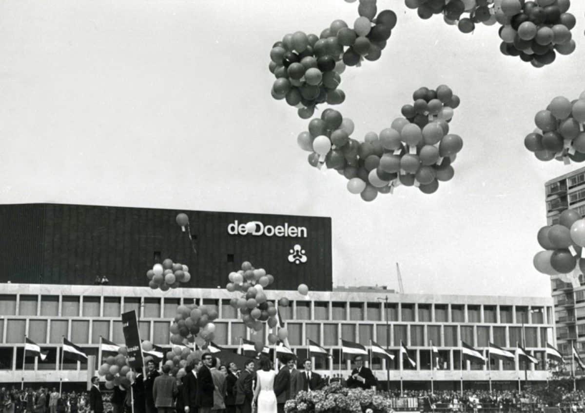 Onbekend Dedoelen Balonnen
