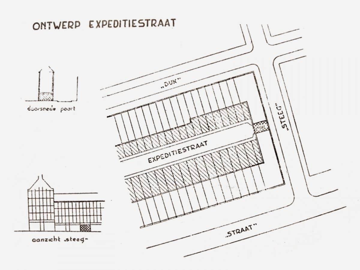 Onbekend Hoogkwartier Expeditiestraten1