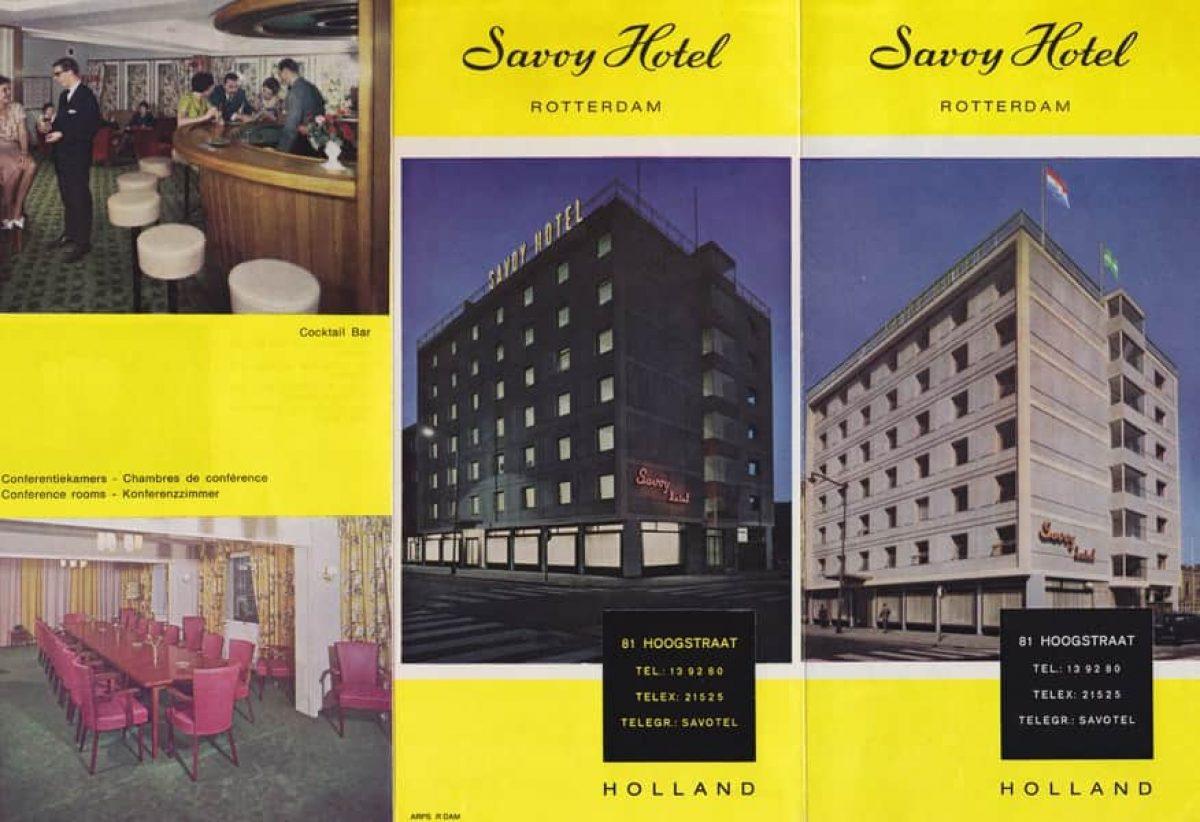 Savoy Folder Voorkant