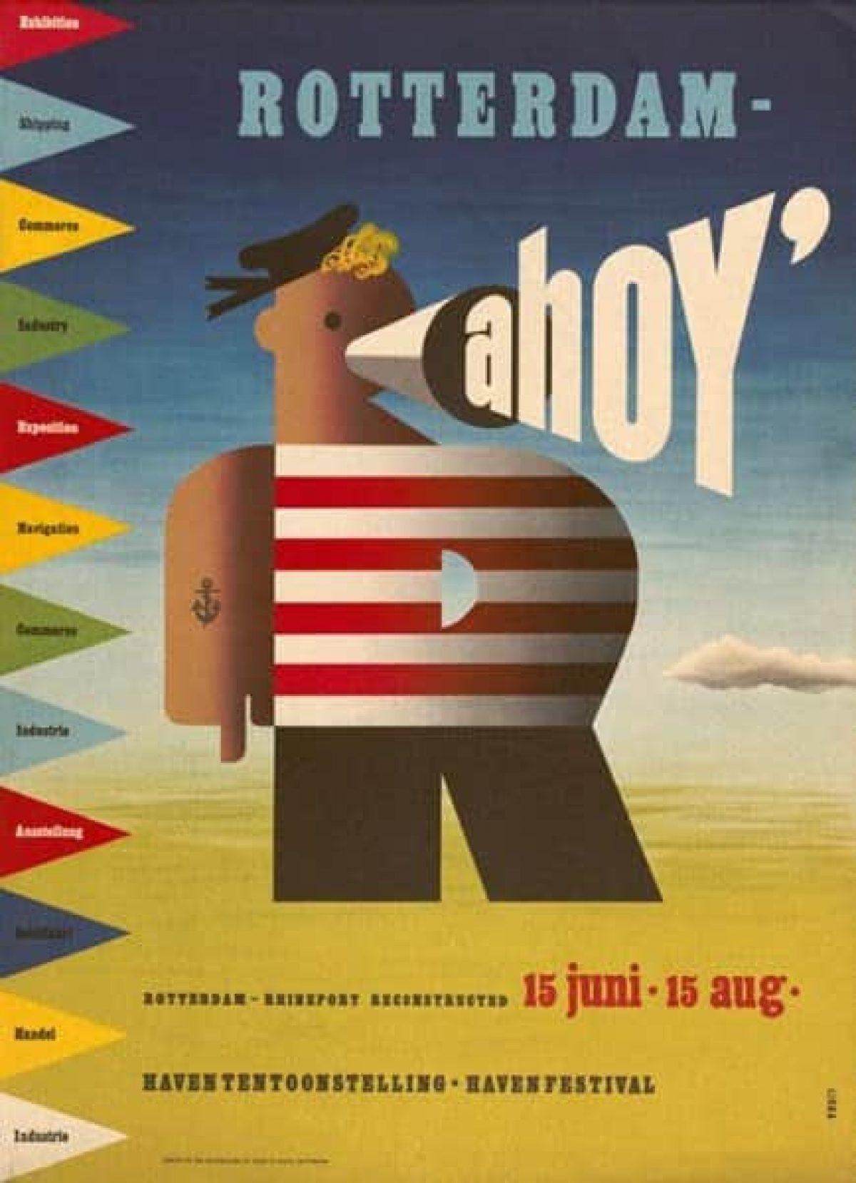 Stadsarchief Ahoy Affiche1