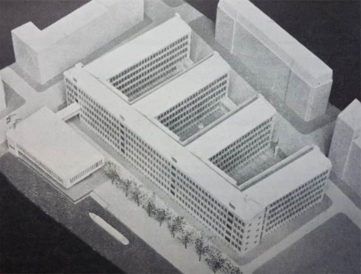 Stadsarchief Stadstimmerhuis Oorspronkelijkplan