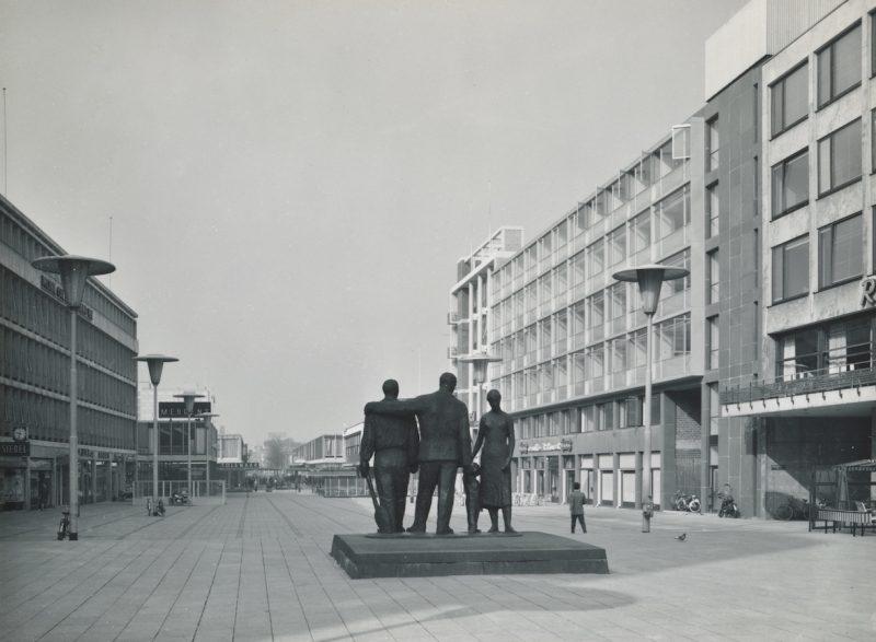 Nieuw artikel over het Stadhuisplein