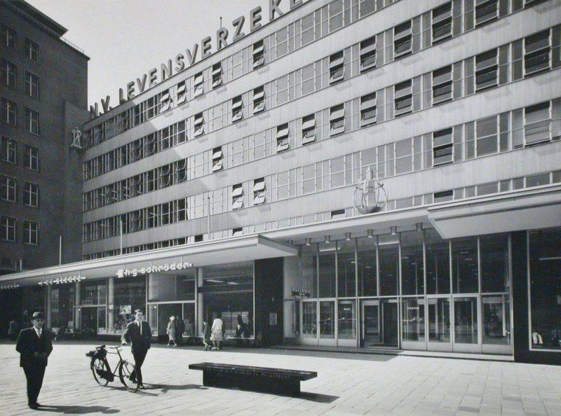 Kantoorgebouw NV Levensverzekeringsmaatschappij 'De Utrecht'