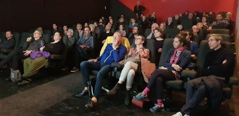 Verslag Lezing Op Locatie: Cinerama
