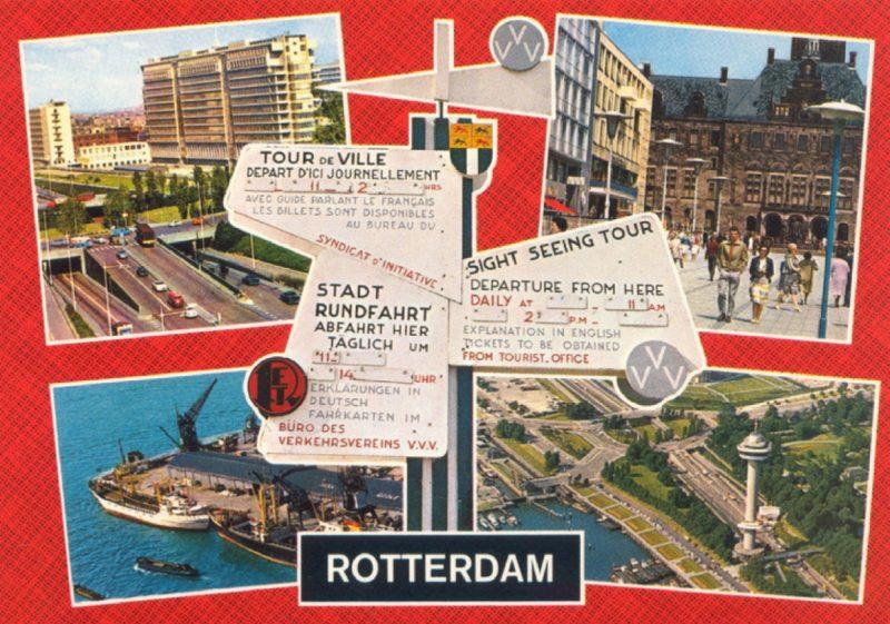Sneak preview Rotterdam een attractie?!