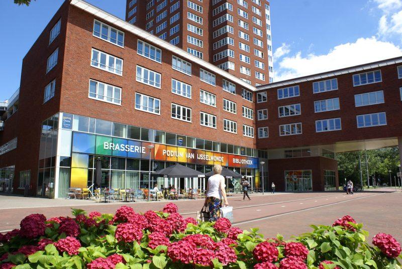 Expositie 'Rotterdam een attractie?!' naar Podium Islemunda