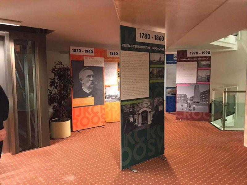 Expositie 'Crooswijk in verandering, 5 eeuwen wonen'