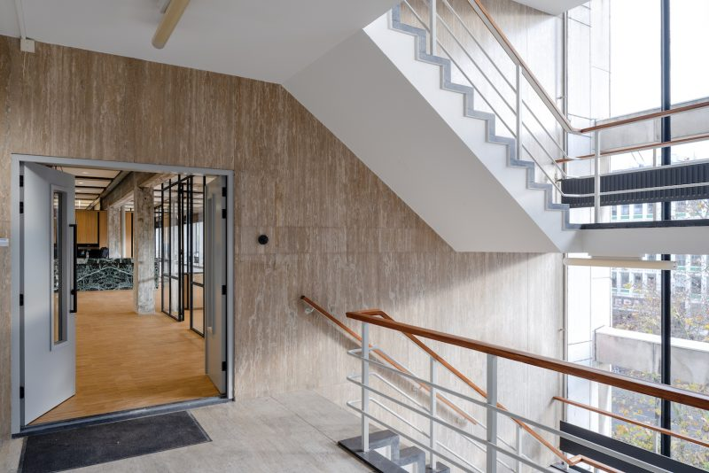 Nieuwe Bakkers op de site: Grotiushuis en Westblaak I