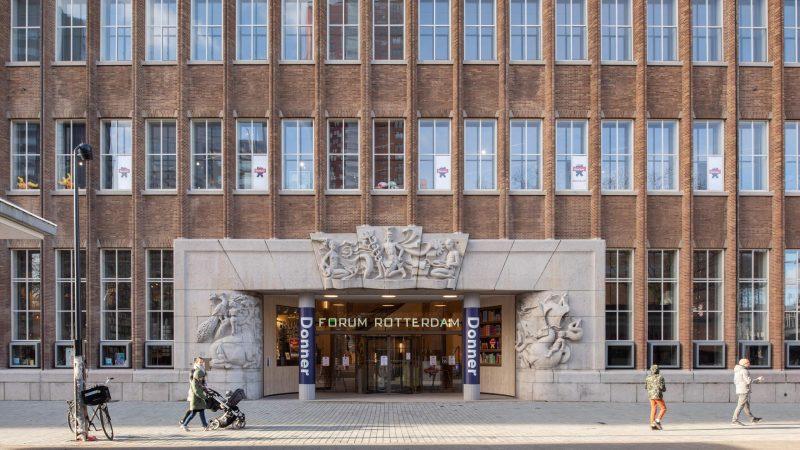 Wederopbouw in Rotterdam Architectuurprijs