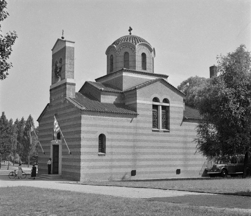 Grieks-Orthodoxe kerk St. Nikolaos