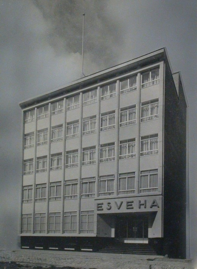 Esveha office building