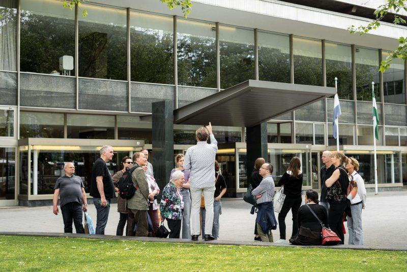 3 x Hilton op zondag 26 mei: expositie, lezing en theater!