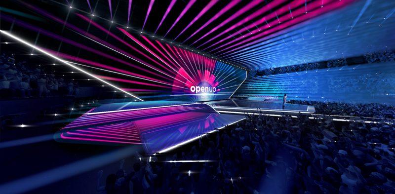 Rotterdam een attractie?! stadsprogramma voor Eurovisie Songfestival