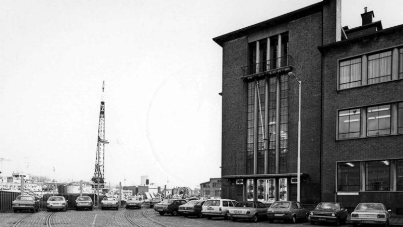Kantoor en Pakhuis Blaauwhoedenveem-Vriesseveem
