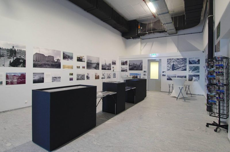 Expositie Maritiem District: Waterstad, Wederopbouw en Wonen