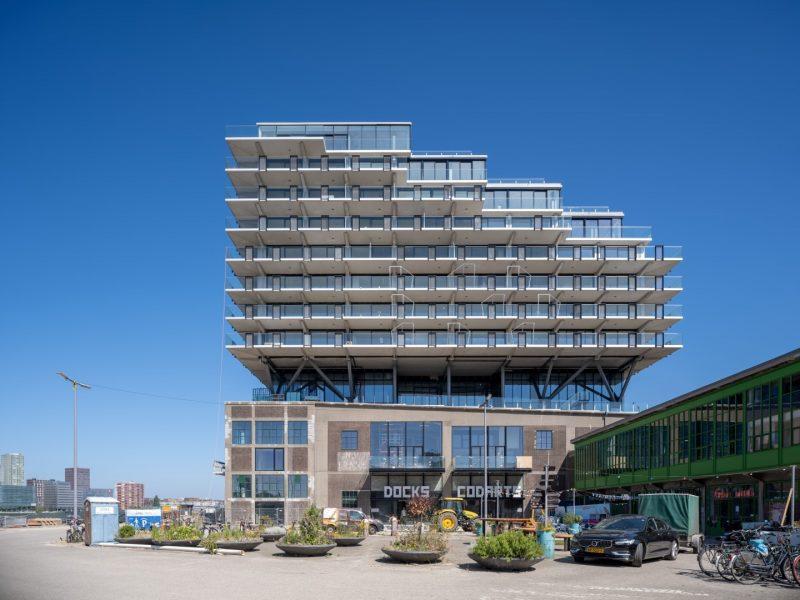 Fenix I winnaar Rotterdamse Architectuurprijs 2019