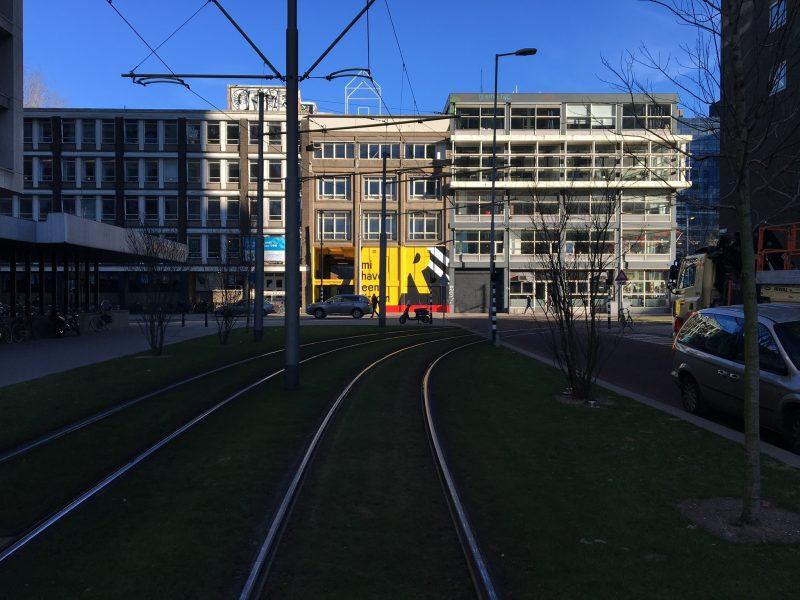 9 April Lezing Op Locatie in Schiekadeblok