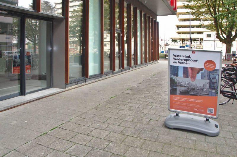 Rondleidingen uitgesteld, expo blijft open