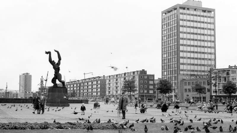 Zadkine, de kunstenaar, het beeld en de plek