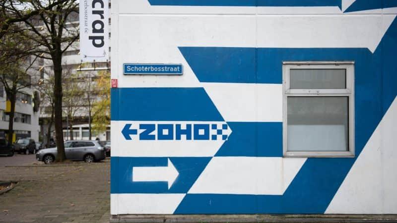 Paul Groenendijk benoemt rijke cultuurhistorie ZOHO in Vers Beton