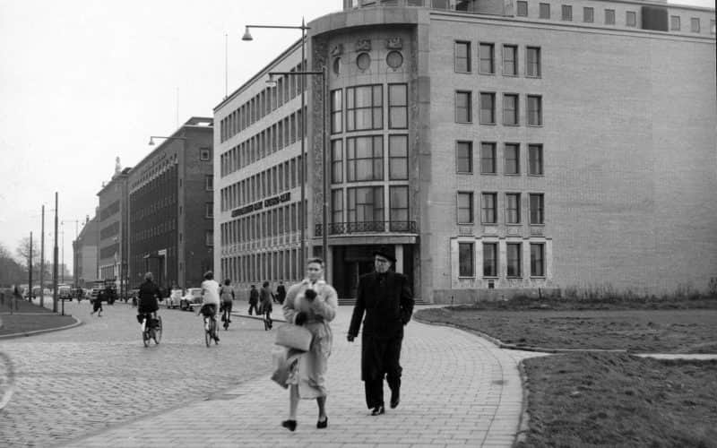 Bankgebouwen Blaak