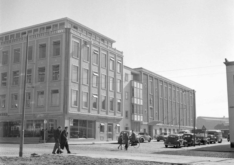 Kantoorgebouw Blikman & Sartorius (Bazar)