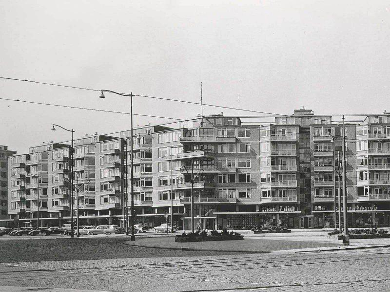 Woningbouw Mariniersweg