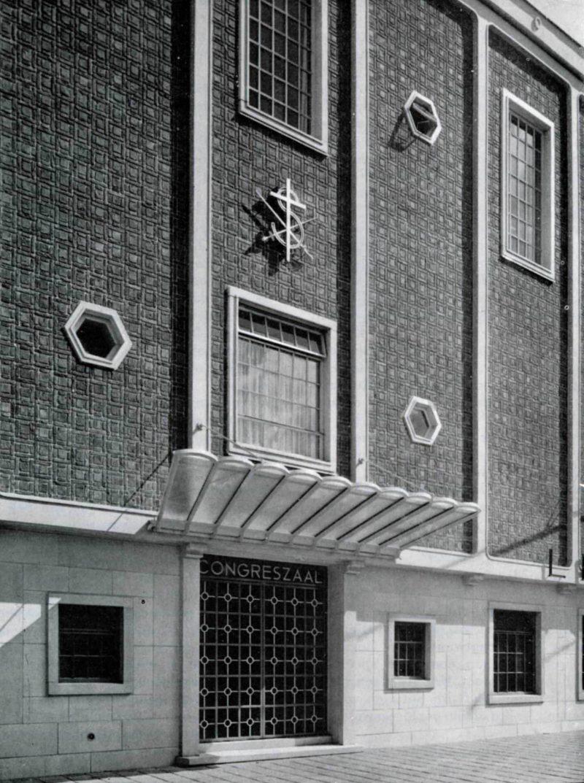 Gebouw Leger des Heils (Theater Rotterdam)