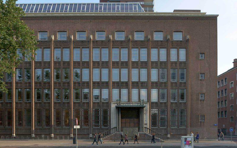 Voormalig bankgebouw Blaak 34 gerenoveerd
