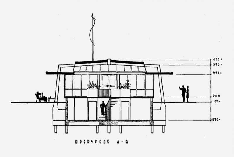 Wederopbouw architect Nefkens overleden