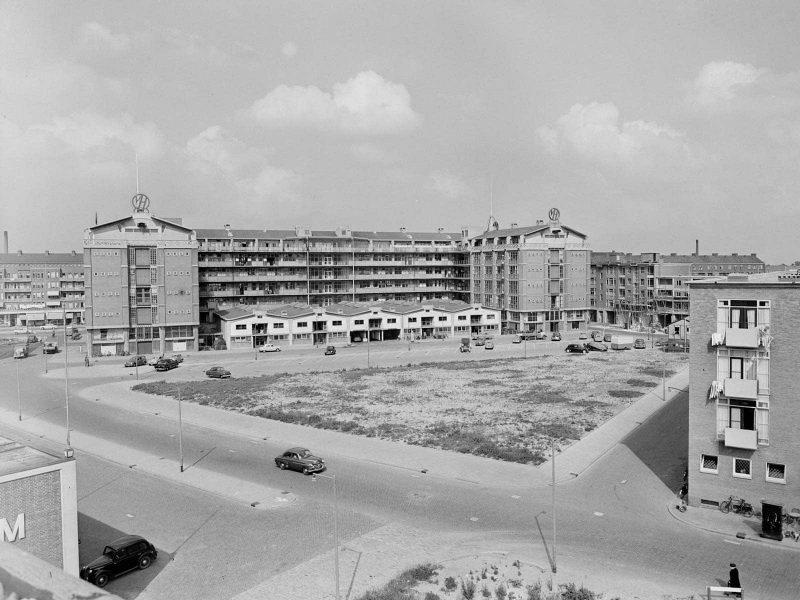 Goudsesingel Industrial Building