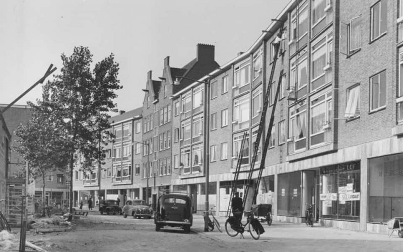 Pannekoekstraat commercial building