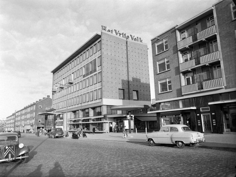 Kantoorgebouw Het Vrije Volk (Slaakhuys)